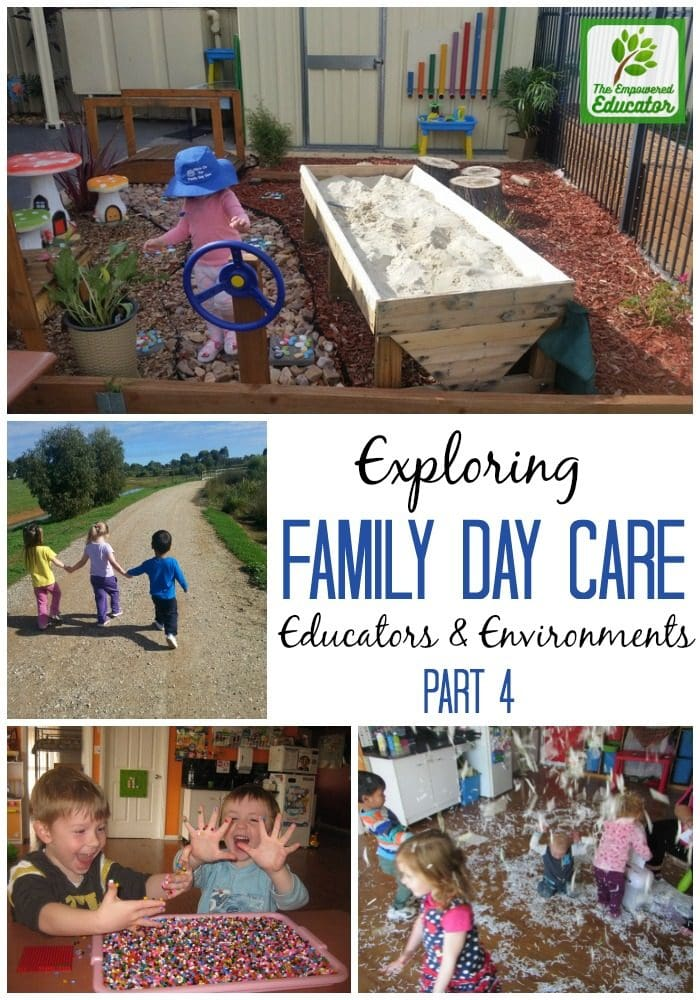 If you want to set up up a home daycare business or are a parent looking for childcare you need to read this blog series first! Explore early childhood environments and educators working from home .