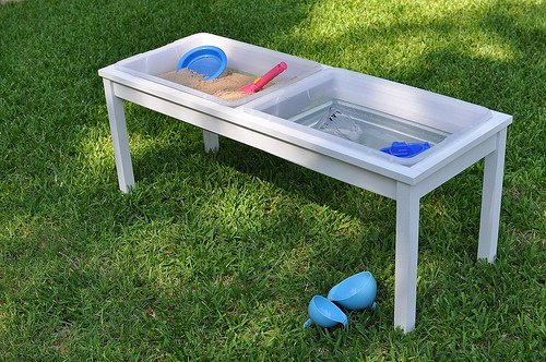 Save Money And Create Your Own Sensory Table For Water Sand Play With These 12