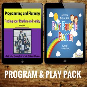 PROGRAM & PLAY PACK