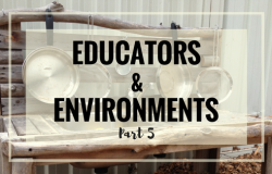 Family Day Care Educators & Environments #5