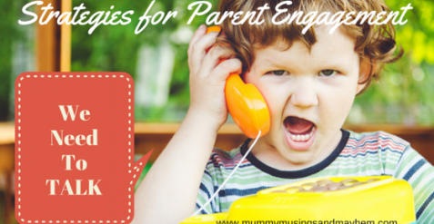 Engaging & Communicating with Families – 12 Strategies to try!