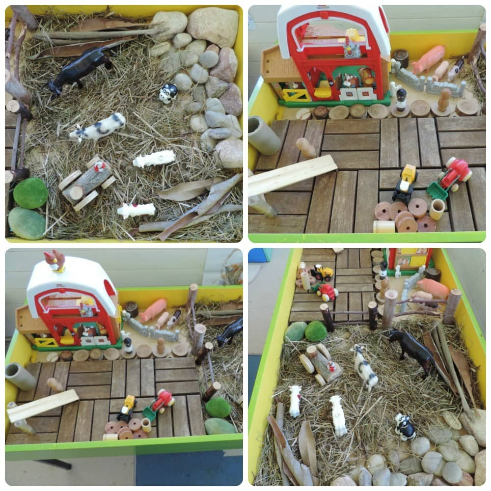 Save money and create your own sensory table for water and sand play with these 12 simple project ideas. Useful for both indoor and outdoor play!