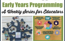 Early Childhood Programming Made Simple but Effective – Part 1