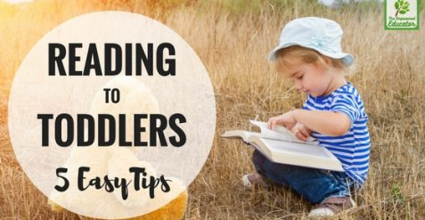 Ideas for reading to active toddler groups