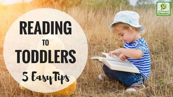 Find out how to read to toddlers and develop their literacy skills and a lifetime love of reading with these 5 easy strategies for early years educators and parents.