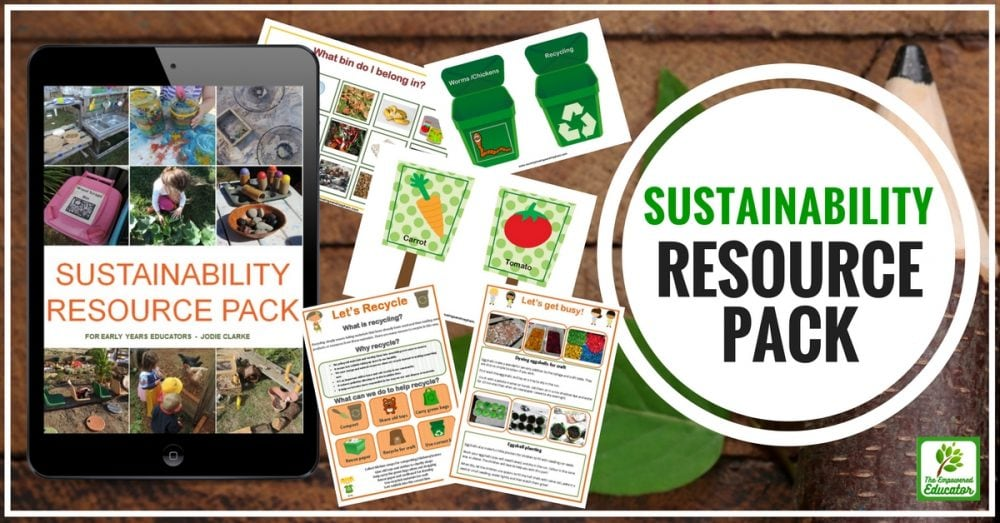 Introduce the concepts of recycling, gardening and looking after our environment to young children through fun projects and activities. Ideas and experiences to promote play based learning and sustainable practice in this resource pack for early childhood educators and teachers.