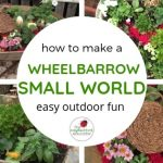 Make your own Sensory Small World