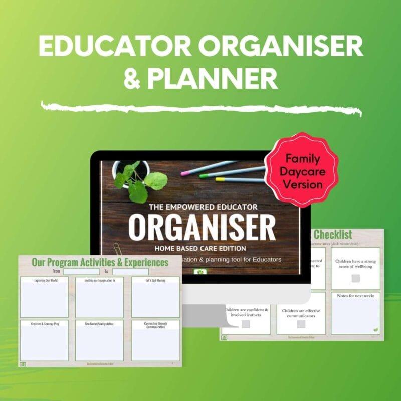 Educator Organiser & Planner