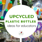16 Ways to Recycle Plastic Bottles for Play!