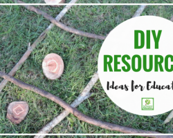 DIY Easy Resources for Play