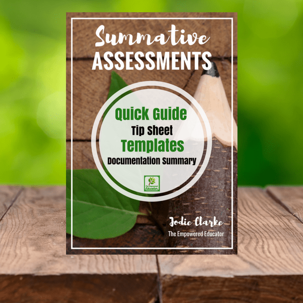 Summative Assessments Toolkit
