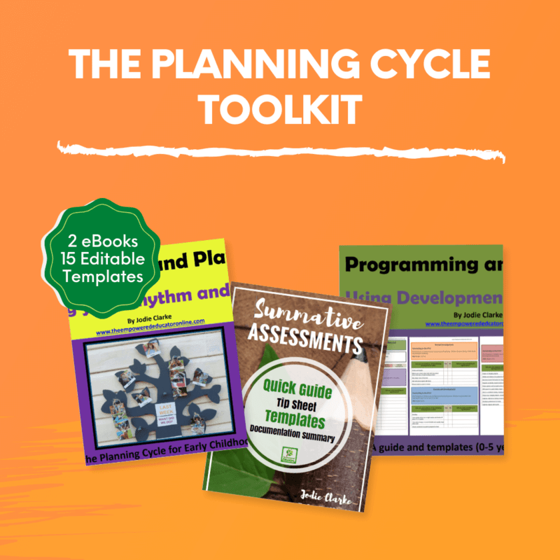 The Planning Cycle Toolkit (1)