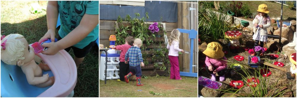 How To Create Opportunities For Dramatic Play Outside