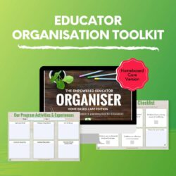 Educator Organisation Toolkit