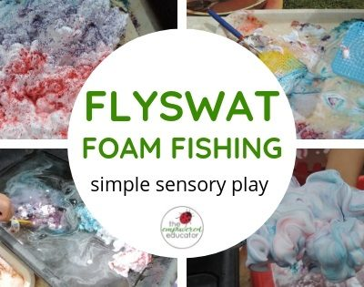 lyswat foam fishing feature