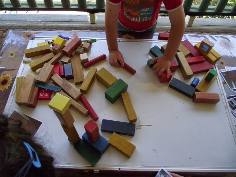 Extend block play and reignite interest in construction and block corner with these simple tips and open ended play ideas. Free Factsheet download for early childhood educators and parents!