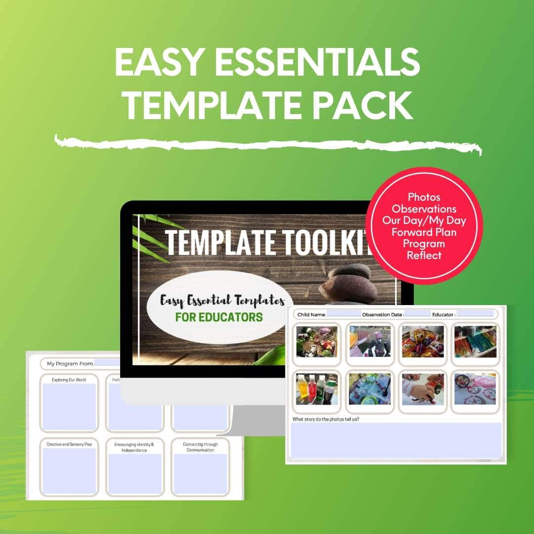 easy essentials template pack