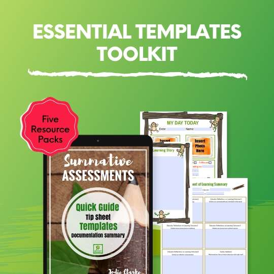 essential templates toolkit