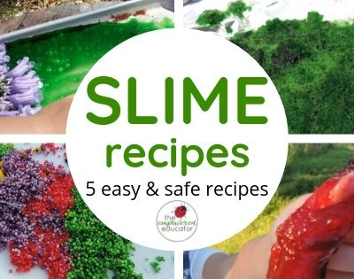 5 Easy and Safe Slime Recipes