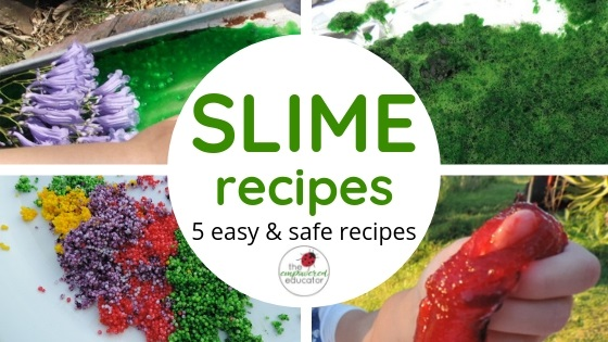 slime recipes 5 easy and safe recipes