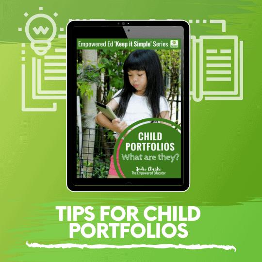 How to Use Child Portfolios