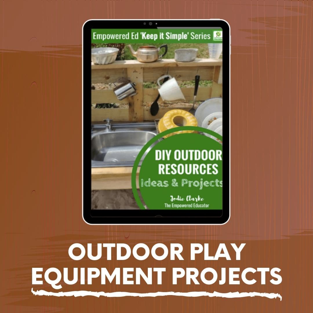 Easy Diy Outdoor Play Equipment Projects The Empowered Educator