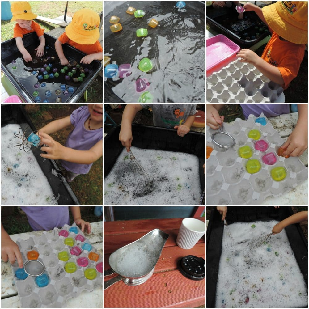 Keeping activities for toddler simple ensures early childhood educators, homeschool, parents, PreK teachers AND children will enjoy play and want to create & participate! Try some of the creative but easy tray and tub play ideas in this huge list!