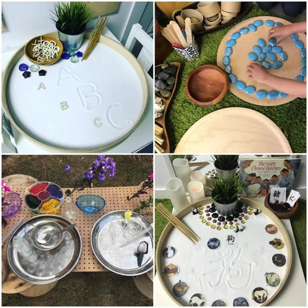 Setting up invitations to play doesn't need to be complicated, time consuming or use expensive resources. Find out how to create your own using simple materials and the reason why we use invitations for early learning. Includes a huge photo gallery of real ideas from educators.