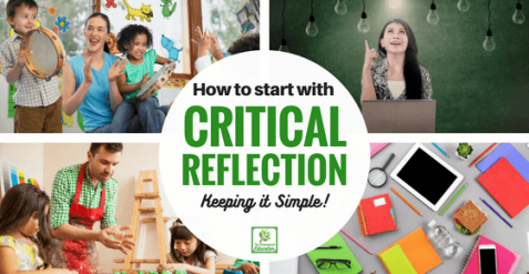 Simple Critical Reflection for Educators