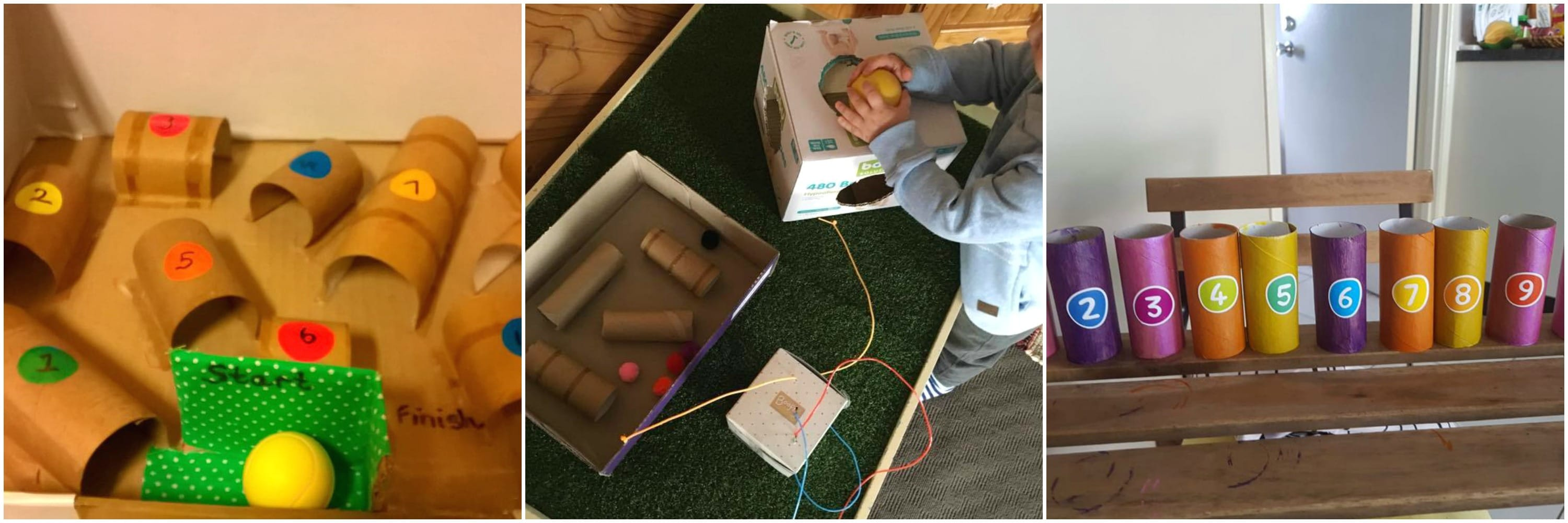 Make your own diy teacher resources for play using the simple ideas and inspiration shared by these early childhood educators. Providing opportunities for learning doesn't need to be expensive for parents, homeschool and home daycare when you use these clever ideas.