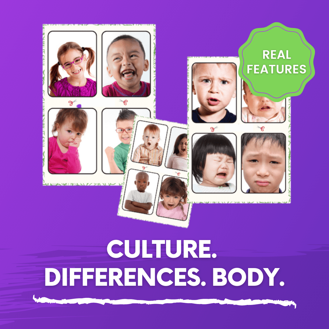 culture differences body - managing emotions