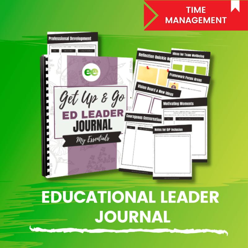 educational leader journal
