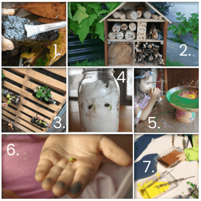 Simple Ideas for Nature Play