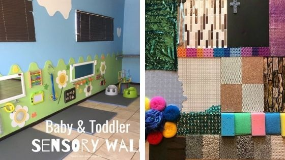 Provide playful sensory play experiences for younger children using this collection of easy DIY, budget friendly ideas from early childhood educators and parents around the world! Make your own sensory paths, walls and toys!
