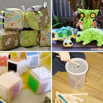 DIY Toys for Babies & Toddlers