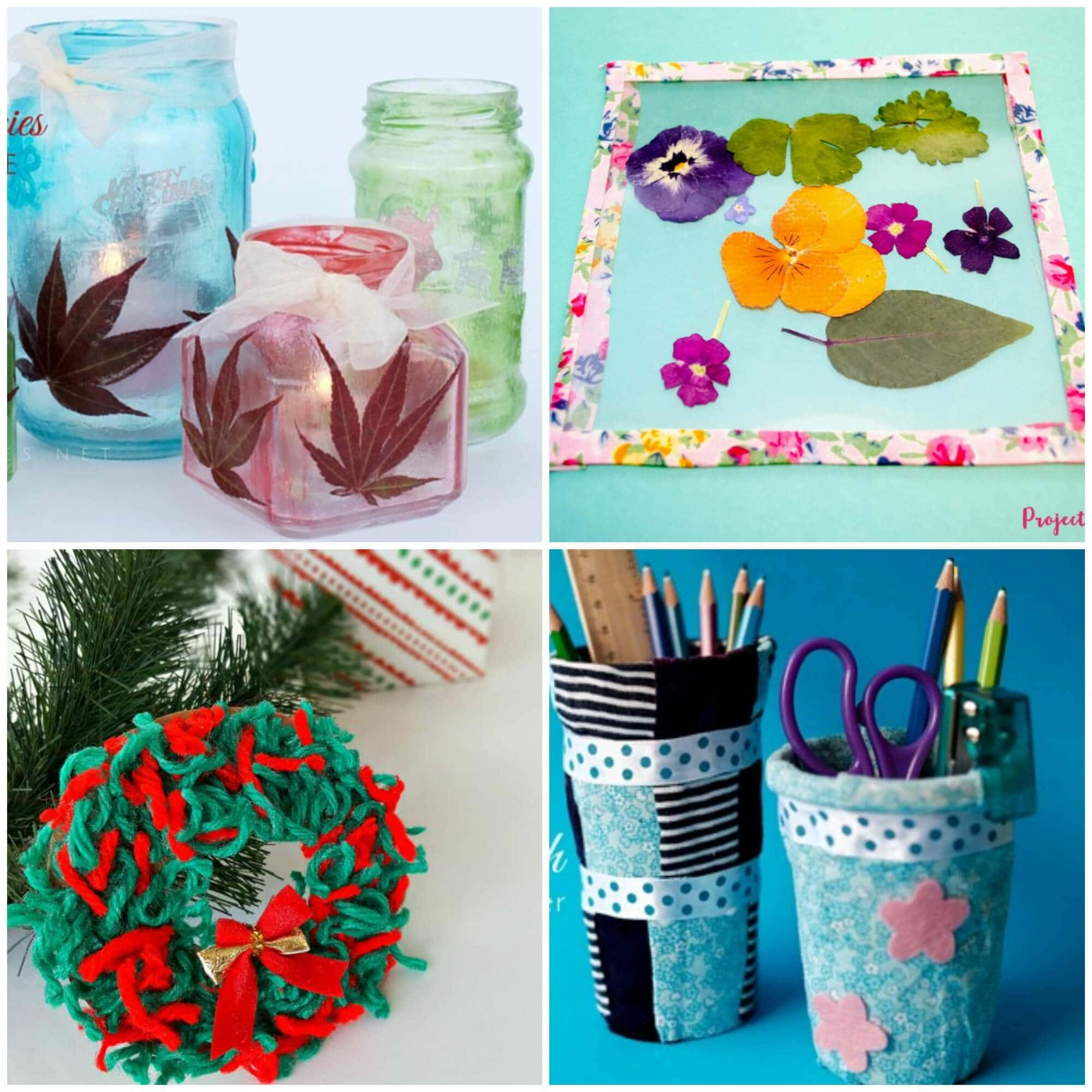 Save money and help children to create a special handmade Christmas present for family and friends with this collection of project and activity ideas!
