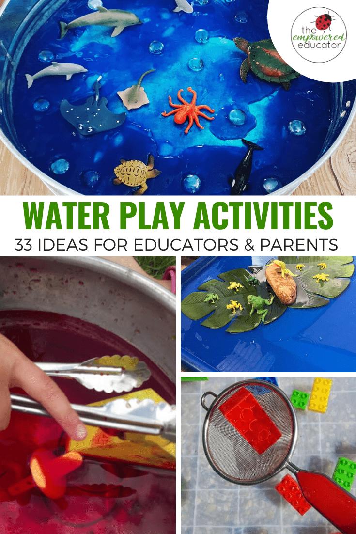 WATER PLAY ACTIVITIES PINTEREST 2