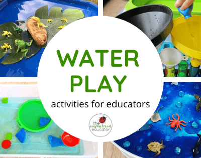 Water Play Ideas for All Ages