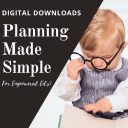 Planning Made Simple