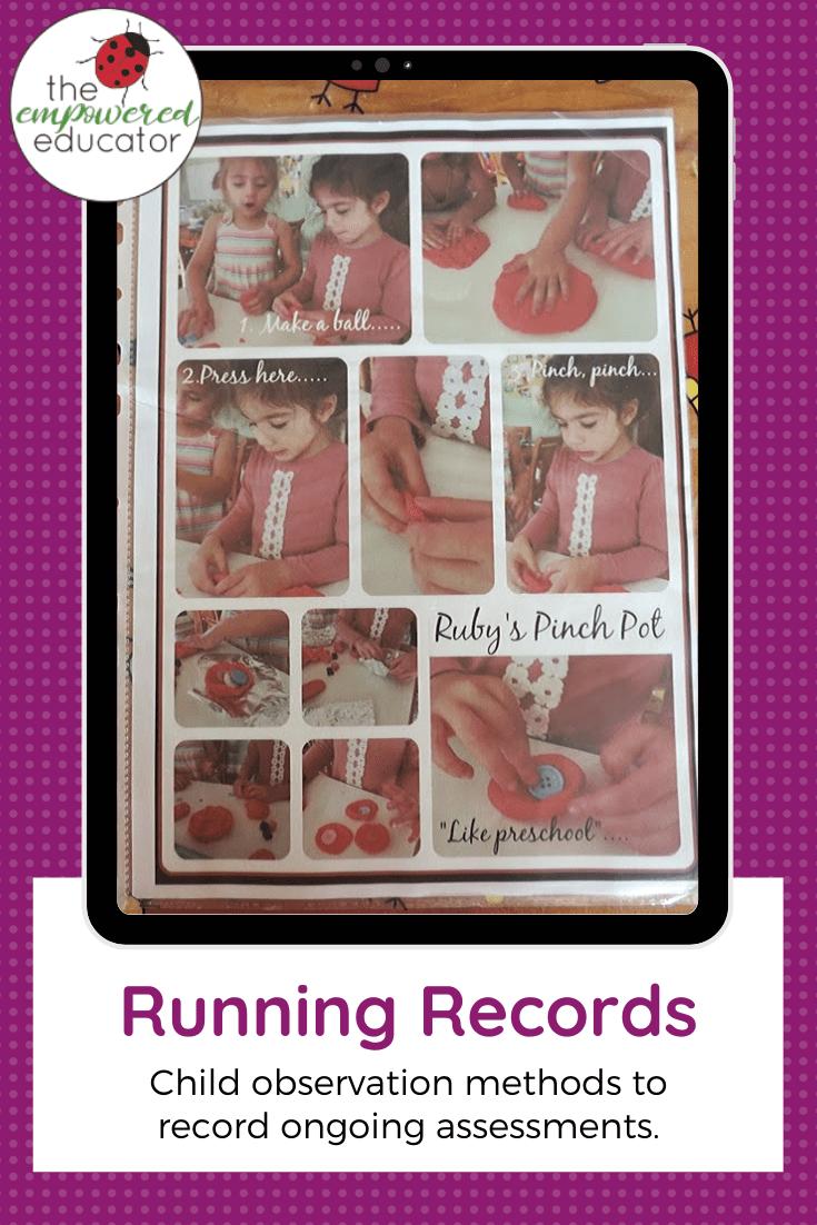 Running Records observation