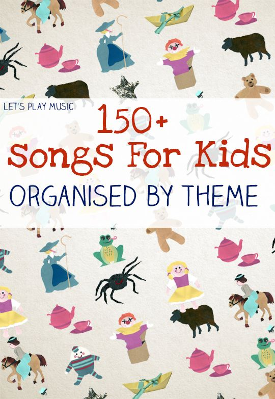 circle time songs for kids