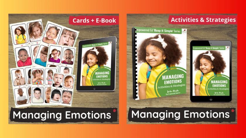 emotion story cards