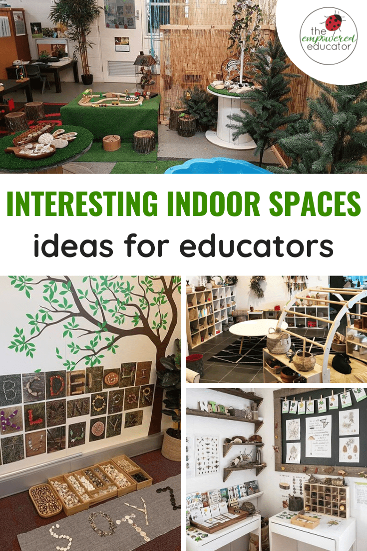 indoor learning environments for children