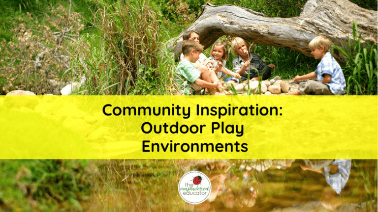 outdoor play environments