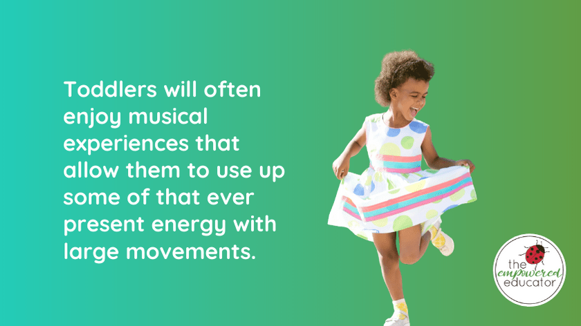 toddler music and movements