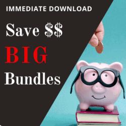 Save Money Big Bundles