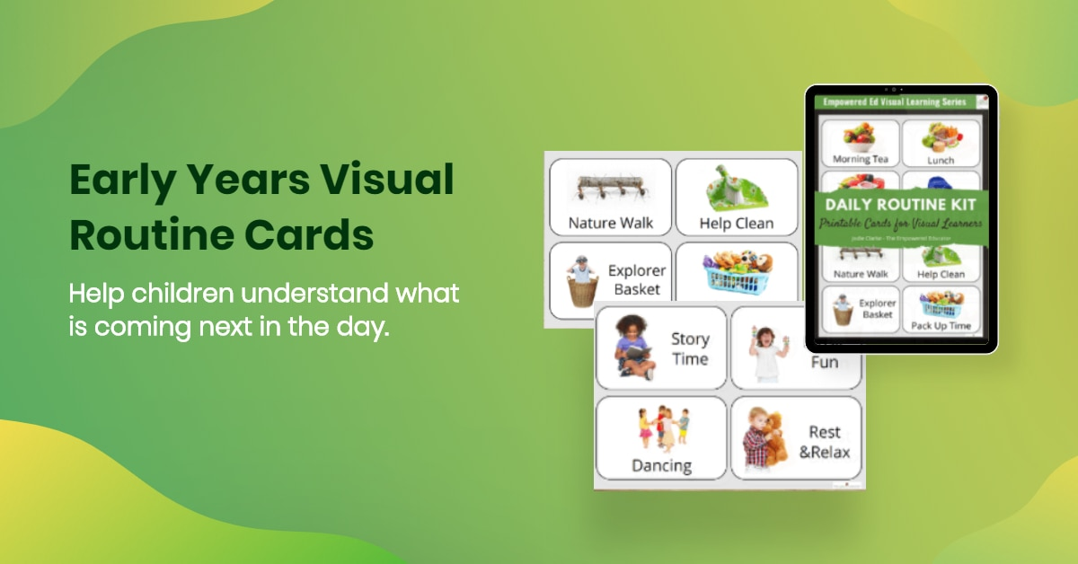 The Empowered Educator shares a huge collection of ideas and resources to help early childhood teachers, educators, parents and homeschool families collaborate with parents and support playful learning at home. Includes FREE toolkit to download and share with families!