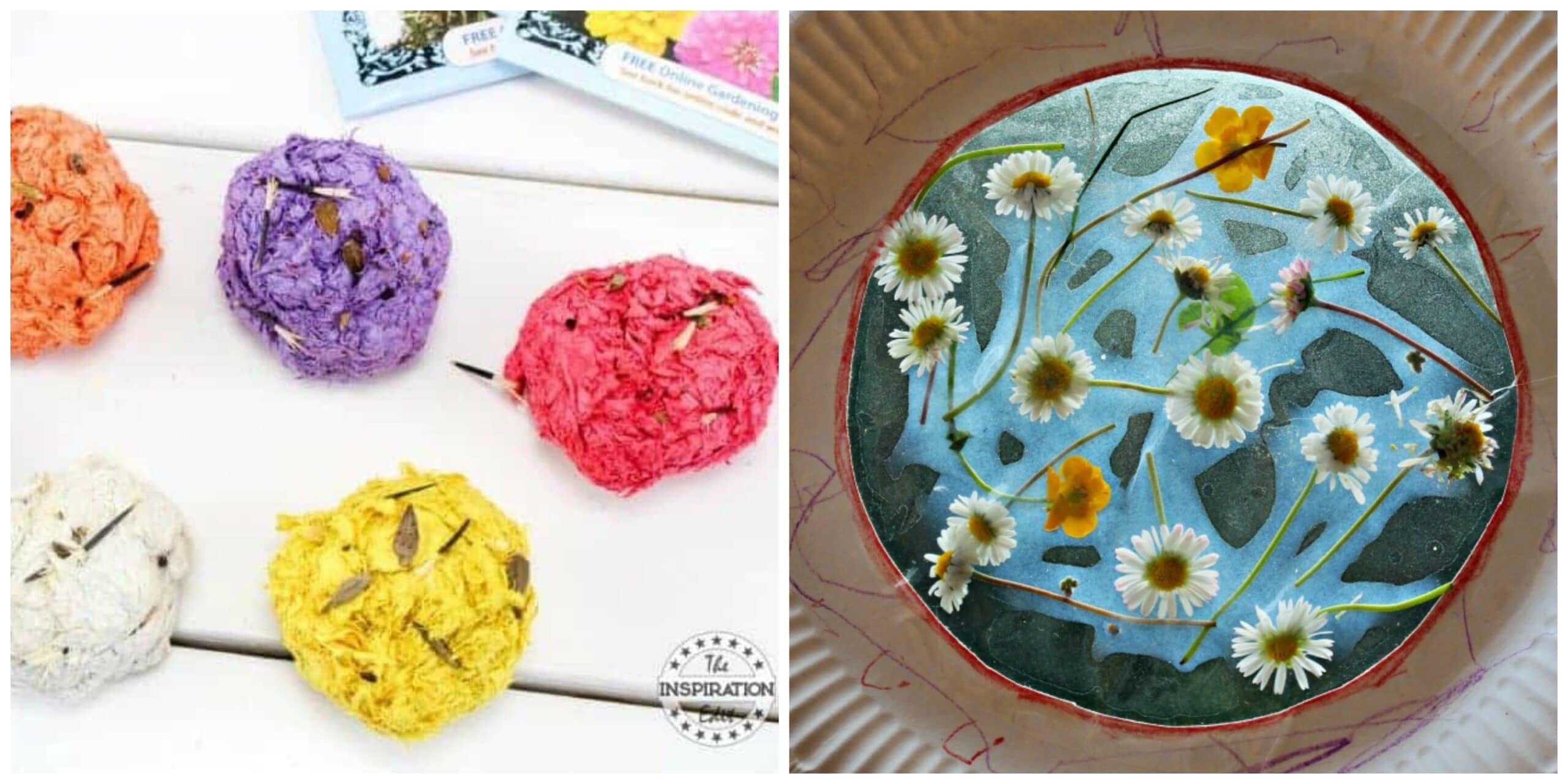 Instead of spending money, why not help children create something special with one of these easy  Mother's Day gift projects.