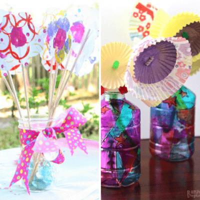 Mother's Day Gifts Children will Enjoy Making!