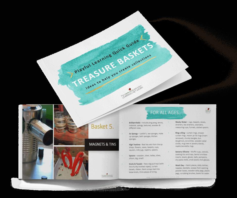 treasure baskets educators free book